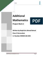 58724049 Folio Add Math 2011 Sekadar Rujukan