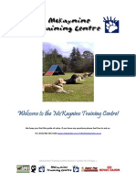 McKaynine Training Centre Owners Guide V8-14