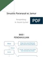 Sinusitis Paranasal Ec Jamur