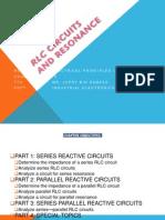 RLC Circuit & Resonance