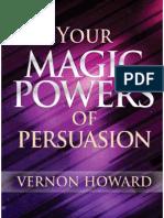 Vernon Howard - Your Magic Powers of Persuasion
