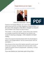 The Polyglot Method and John Ogdon