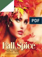 Fall Spice 2014