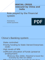 Role Played by Financial Systems-scribd Version