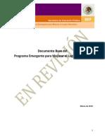 Programa Emergente Para Mejorar El Logro Educativo