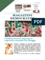 Magazzini Democratici 26-9-2014