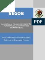 Manual Para Evaluacion Desempeno Anexo II