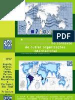 Os Países da CPLP no Contexto Internacional