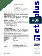 En Product Specification Blue Tec Cu