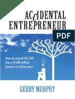 The Accidental Entrepreneur
