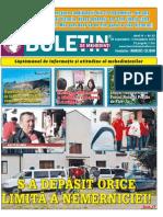 Buletin de Mehedinţi, Nr. 55/29 septembrie 2014