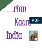 Tarian India