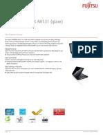 Lifebook ah531