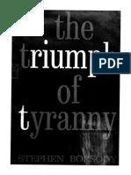 33949739 Triumph of Tyranny