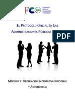 Tema 2-El Protocolo Oficial en Las Administraciones Públicas