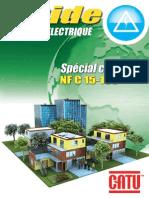 CATU - Guide NFC_15-100 - 2012