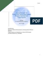 Push_Pull Converters