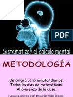 CALCULO MENTAL secuenciacion (1).ppt