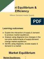 unit 2 3 lesson 6 - market equilibrium