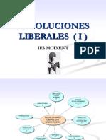 1.- REVOLUCIONES LIBERALES