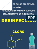 Cloro y Alkazyme
