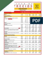 1. Lista Sika Construcción Marzo 2012.pdf