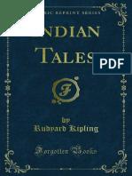 Kipling's Indian Tales