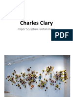 Charles Clary Professional Work