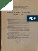 Mandelli 1971 Una Fallida Concesión Minera