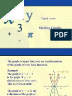 Shifting of Graphs