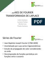 1séries de Fourier Transformada de Laplace