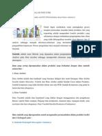 Aplikasi Statistik Dalam Industri