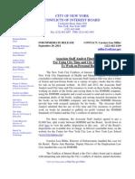 COIB Press Release & Disposition %28DOHMH%29