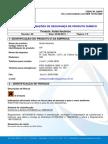 FISPQ ÁCIDO-ITACÔNICO