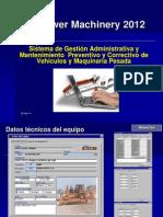 Sistema de Gestion y Mantto Preventivo y Correctivo de Maq. Pesada (2)