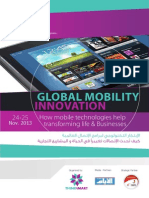 Global Mobility Innovation Brochure