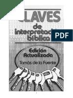 Claves de la Interpretación Bíblica.pdf
