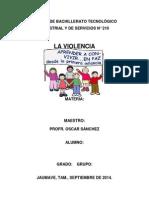 LA VIOLENCIA 1.docx