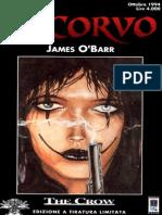 Il Corvo, Di J. O Barr  Fumetto Originale