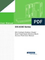 EKI 6340 Manual