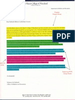 Sample Appeal letter with annotations