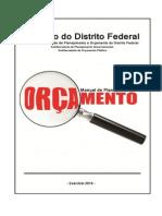 Manual de Planejamento e Orçamento Do DF