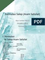 Formulasi Salep (Asam Salisilat).pptx