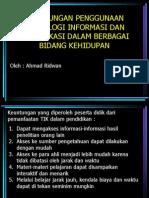 Teknologi Informasi Dan Komunikasi Kelas 7 Bab III