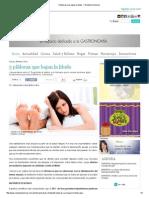 5 Píldoras Que Bajan La Libido - _ Revista Dominical