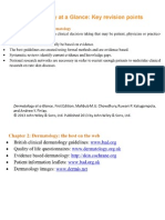 Dermatology AAG Revision Notes