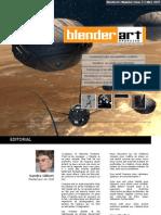 Blender Art Magazine #9 (French)