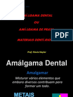AULA DE AMÁLGAMA DE PRATA- UVA.FLAVIA.ppt
