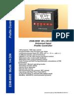 Esm-9995_User Manual-English Version