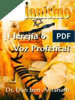 MesianismoHEREJIA- Dan Ben Avraham